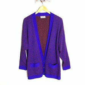 St John Vintage Knit Cardigan